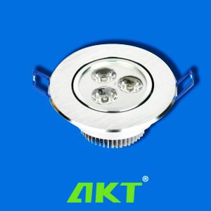 AKT -TH03001- ĐÈN LON ÂM TRẦN 5W